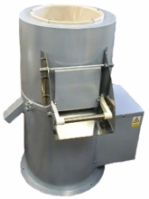 Obieraczka lakierowana do ziemniaków SKBZ 6 L