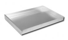 Blacha cukiernicza aluminiowa z zatyczką *