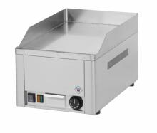 Płyta grilowa ryflowana chromowana elektryczna FTRC-30 E