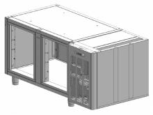 Korpus bazowy do stołu chłodniczego SCH 2D/3D/4D