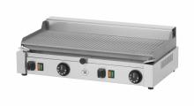 Płyta grillowa ryflowana elektryczna PD-2020 BR