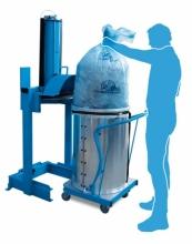 Pneumatyczna prasa do odpadów X-PRESS 200 *