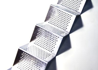 Stojak na kanapki srebrny (aluminium)