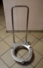 Uniwersalny wózek do przewożenia kociołków (mixery, ubijaczki) *