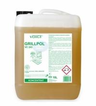 GRILLPOL VOIGT - koncentrat do usuwania zapieczeń *