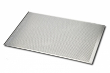 Blacha aluminiowa perforowana - 2 rantowa *