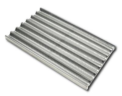 Blacha aluminiowa bagietkowa typu L